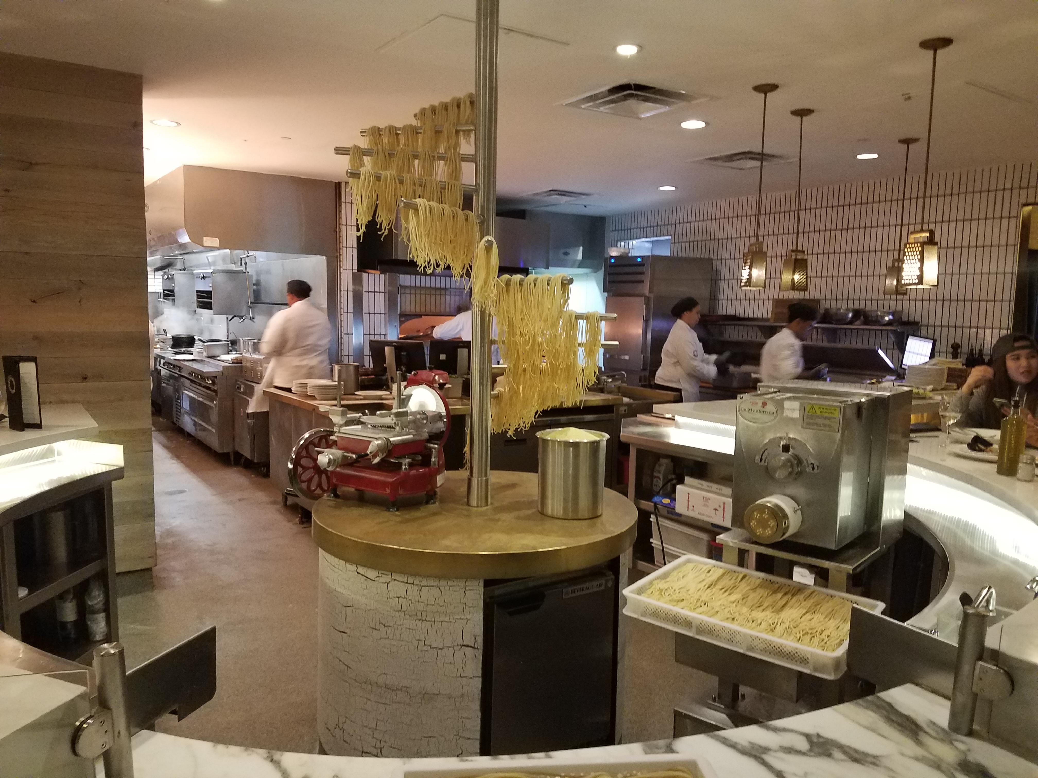 Dining Review of Vivo Italian Kitchen in CityWalk - Unofficial Universal
