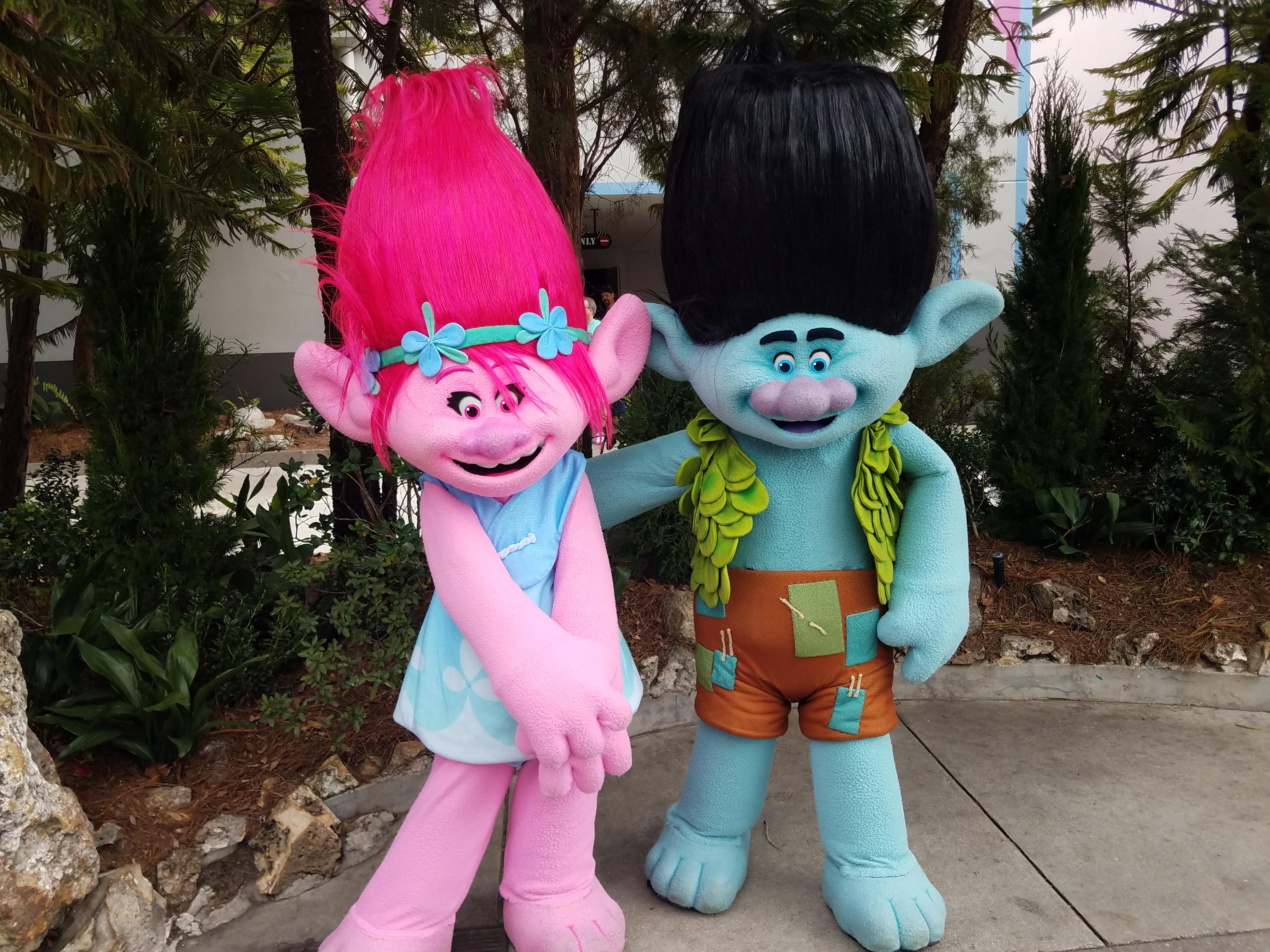 Characters To Meet And Greet At Universal Orlando